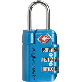Eagle Creek Travel Safe TSA Lock brilliant blue